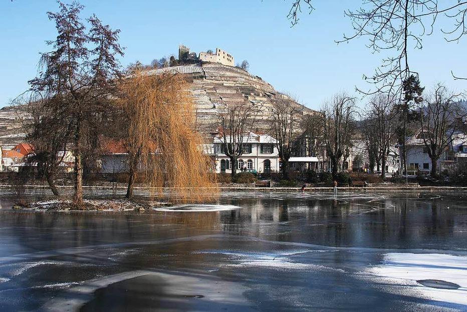 Stadtsee Staufen - Staufen