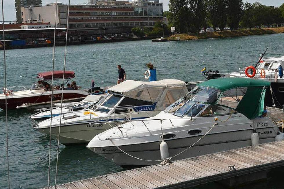 Yachthafen Hörnle - Grenzach-Wyhlen