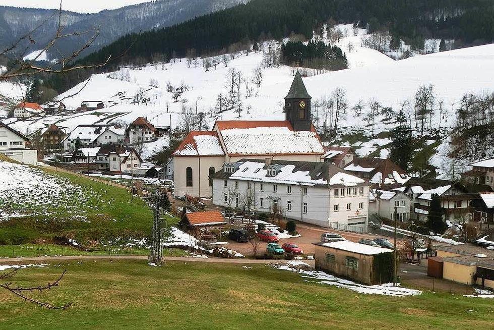 Stadtteil Yach - Elzach