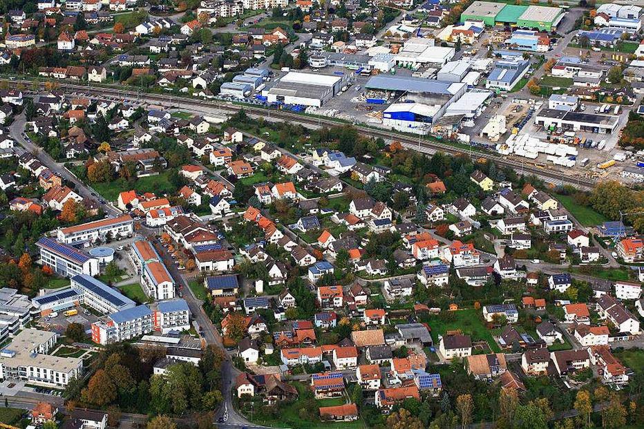 Gewerbegebiet - Efringen-Kirchen
