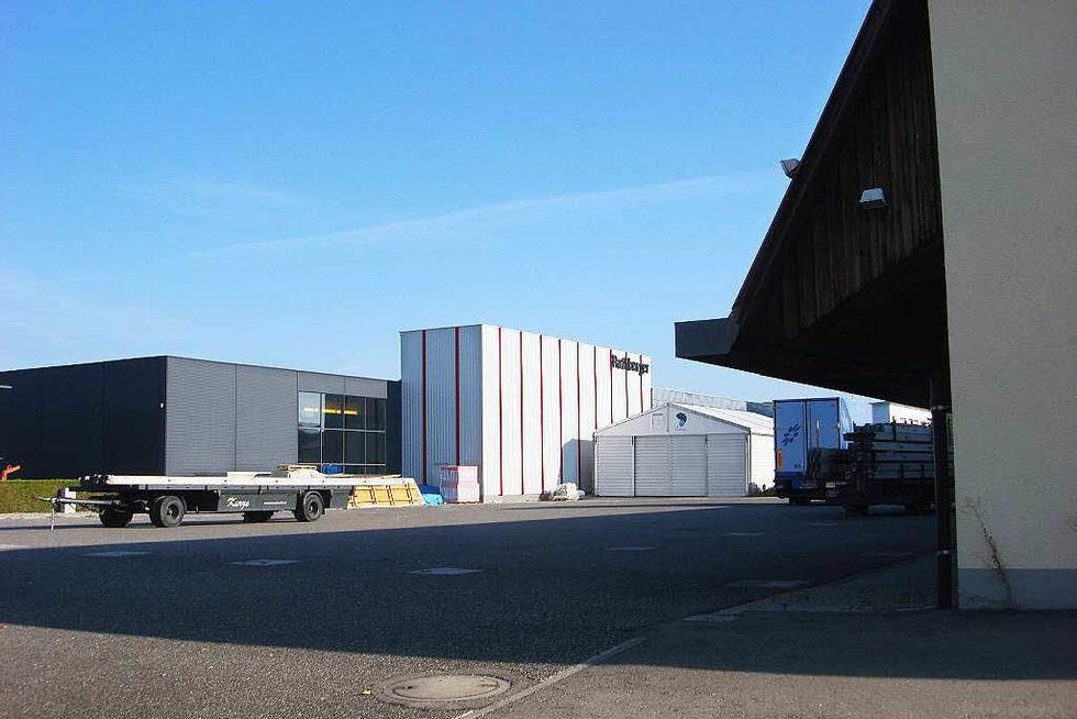 Festplatz Gewerbegebiet - Efringen-Kirchen