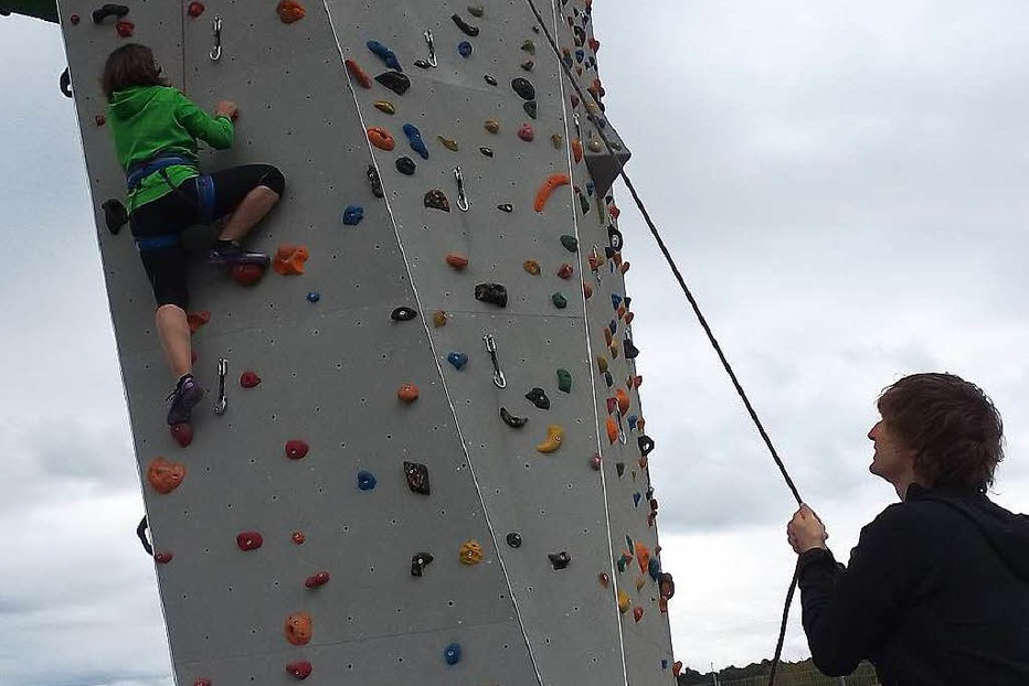 DAV-Kletterturm - Lahr