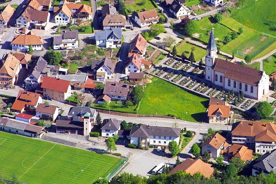 Ortsteil Schweighausen - Schuttertal