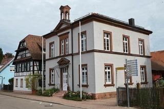 Rathaus Hugsweier