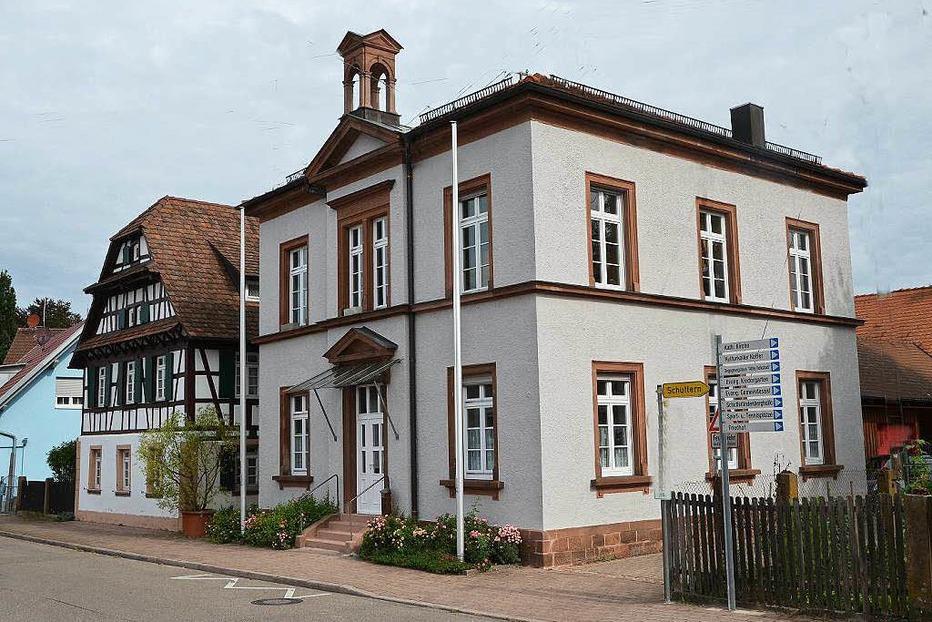 Rathaus Hugsweier - Lahr