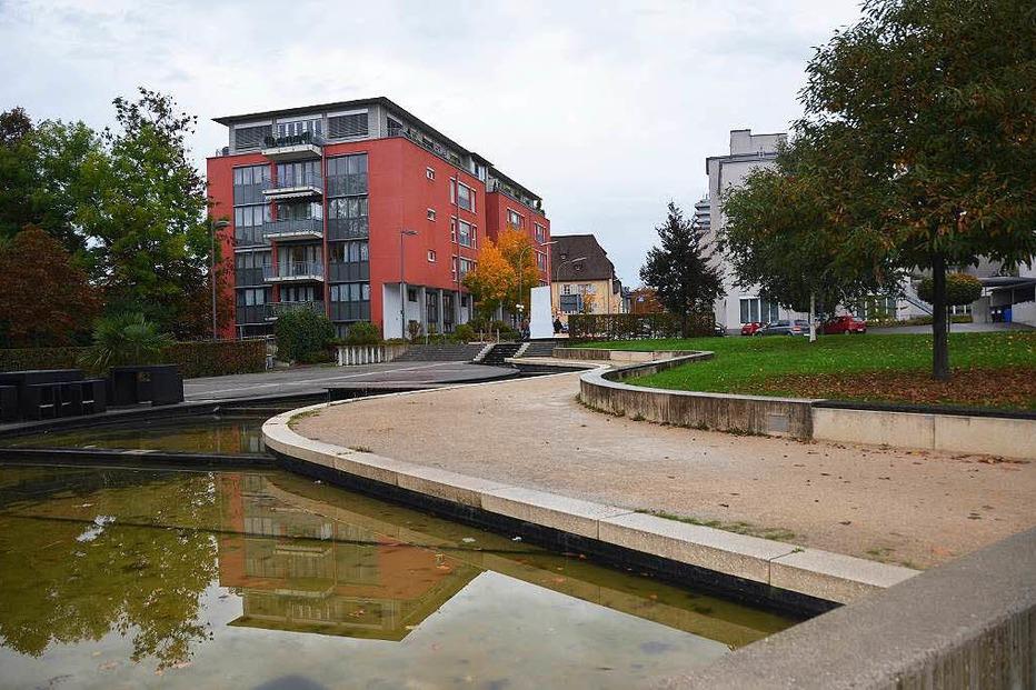 Meeraner Platz - Lörrach