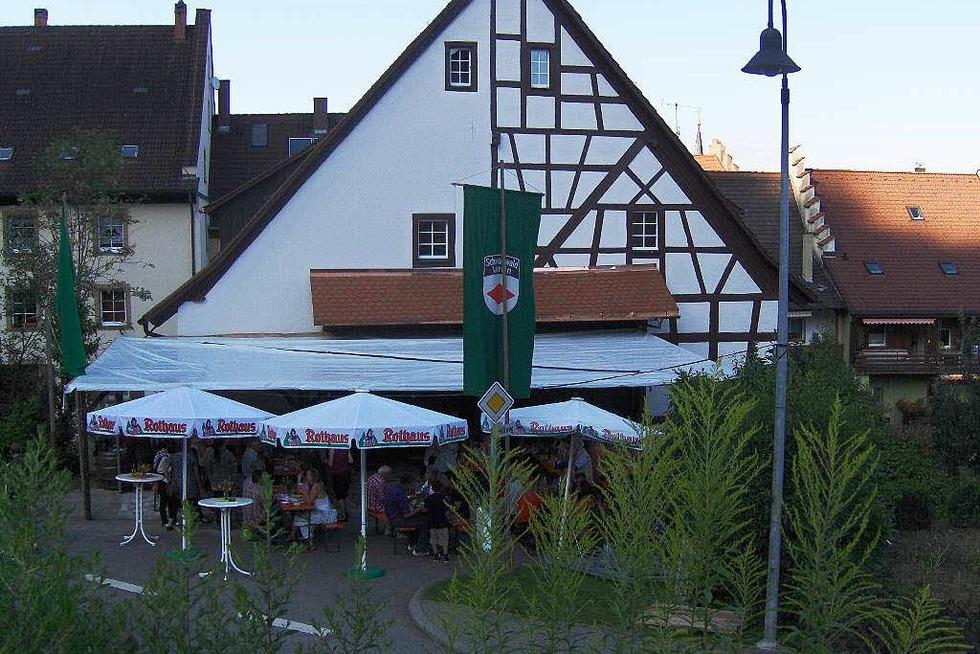Schür am Stadtgraben - Stühlingen