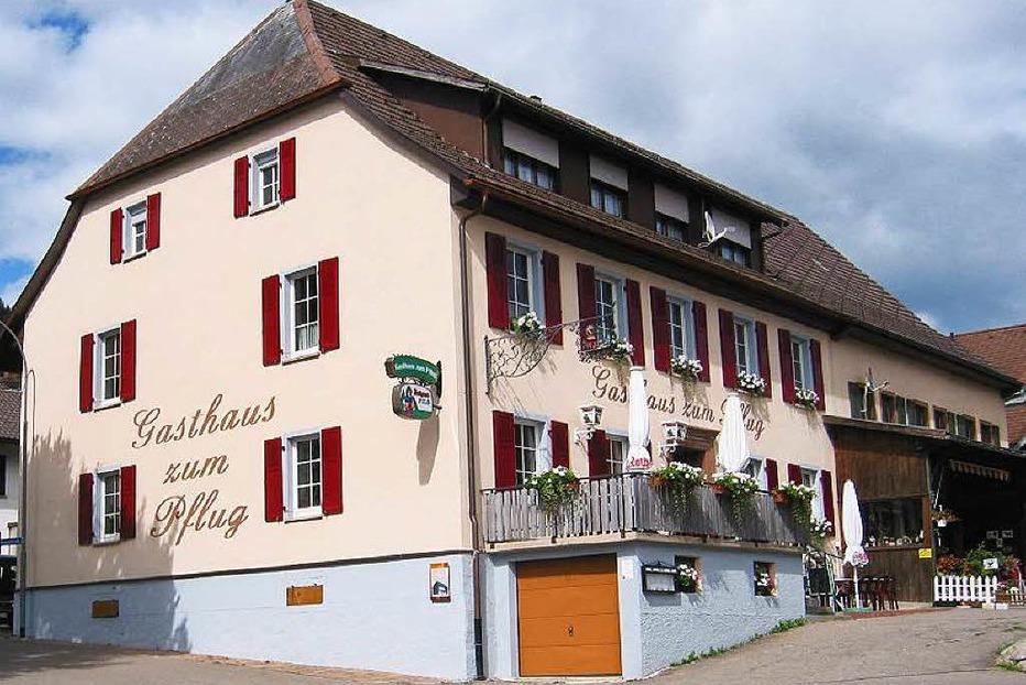 Gasthaus Pflug Gersbach - Schopfheim