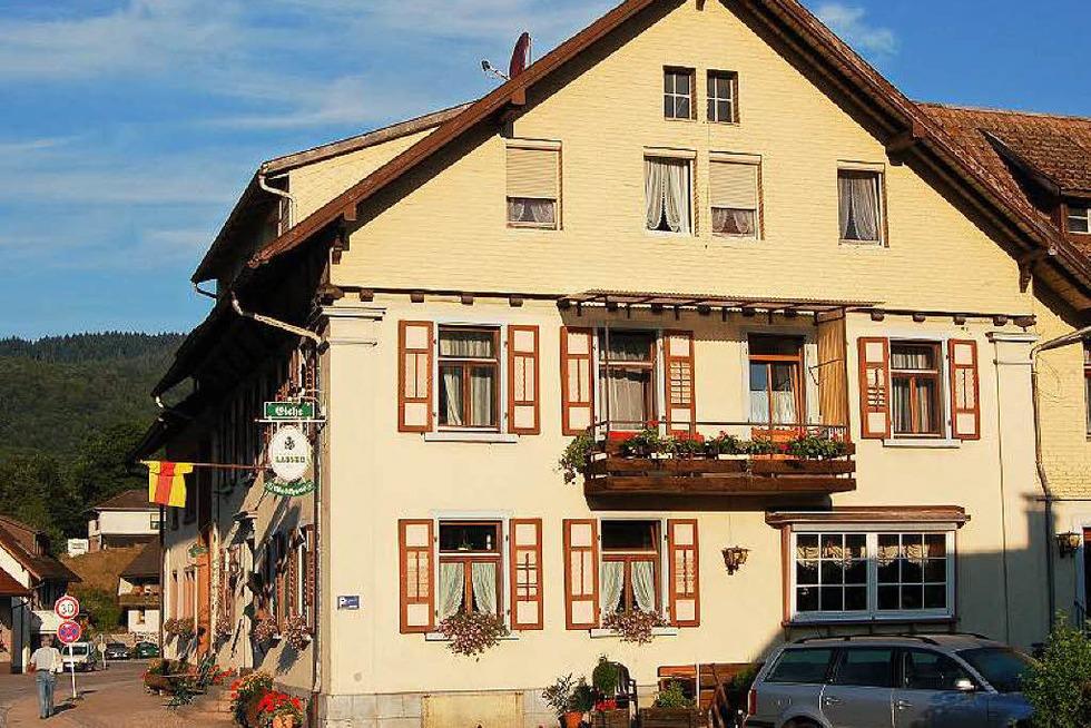 Gasthaus Eiche - Utzenfeld