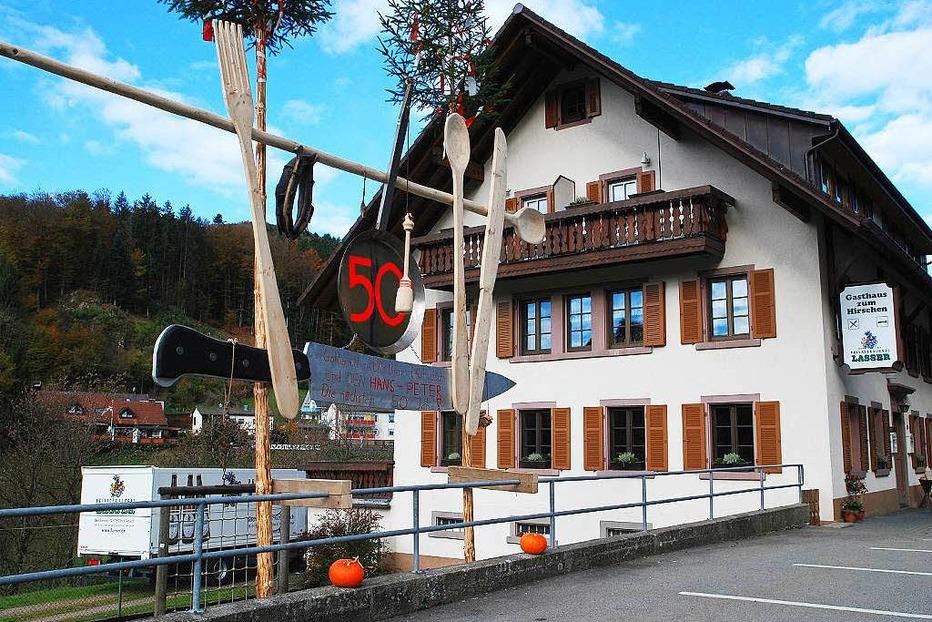Gasthaus Hirschen - Fröhnd