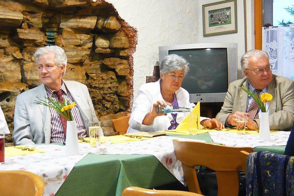 Café-Restaurant Läubin - Hausen im Wiesental