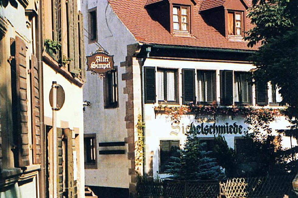Weinstube Sichelschmiede - Freiburg