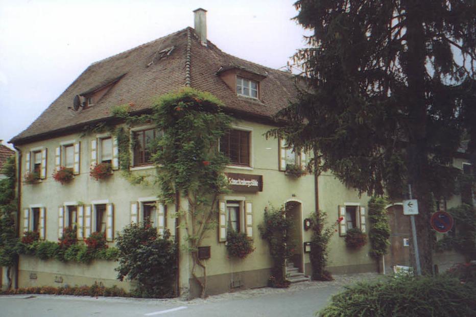Weinstube Schneckenbergstüble (Achkarren) - Vogtsburg