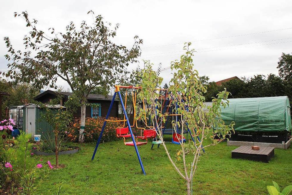 Gartenanlage Bremt (Kleingartenpark Wiesental) - Schopfheim