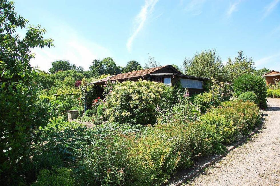 Kleingartenanlage Riedboden - Müllheim