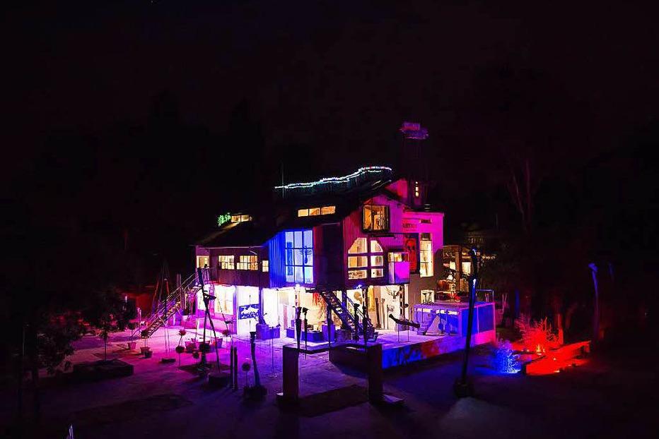 Kunstraum Kieswerk Dreiländergarten (gegenüber vom Hadid Pavillon) - Weil am Rhein