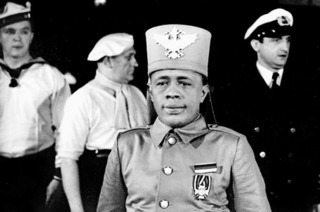 Majubs Reise zu den Sternen, ein schwarzer Soldat des Ersten Weltkriegs in Nazideutschland