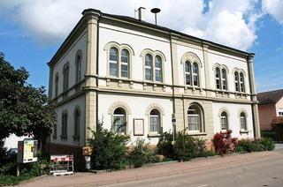 Rathaus Egringen