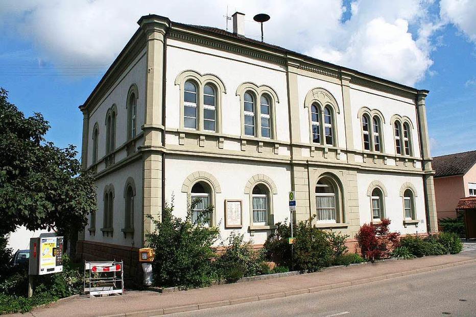 Rathaus Egringen - Efringen-Kirchen