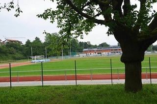 Sportplatz im Hölzle