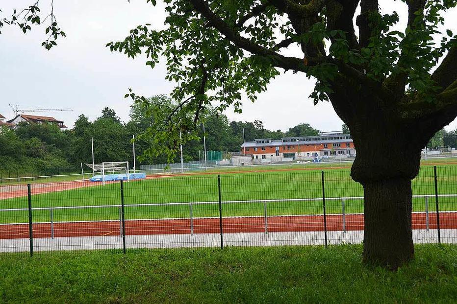 Sportplatz im Hölzle - Efringen-Kirchen