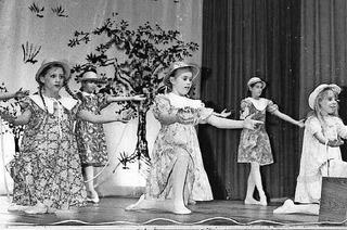 Ballettschule Scholtzova in Neuenburg