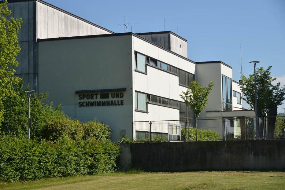 Zielmattenhalle - Grenzach-Wyhlen
