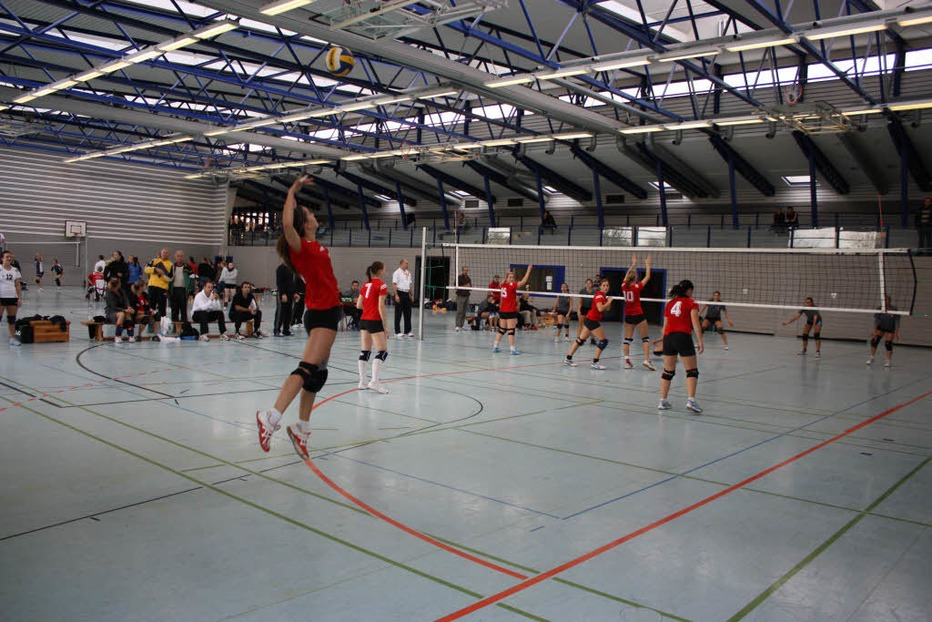 Sporthalle Buchheim - March