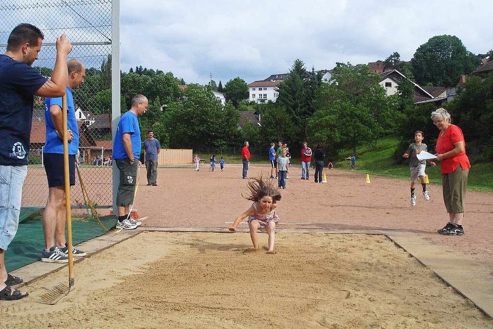 Sportplatz Wiechs - Schopfheim
