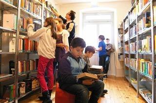 Städtische Bücherei im Torhaus