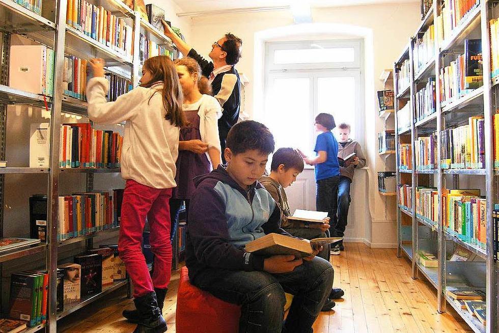Städtische Bücherei im Torhaus - Herbolzheim
