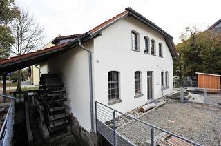 Papierm�hle (Schlosspark Ebnet)