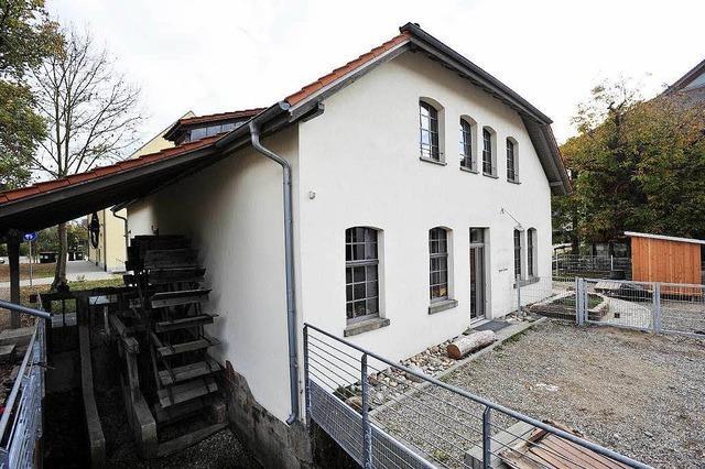 Papiermühle (Schlosspark Ebnet)
