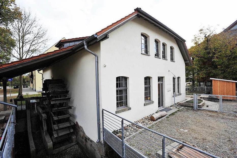 Papiermühle (Schlosspark Ebnet) - Freiburg