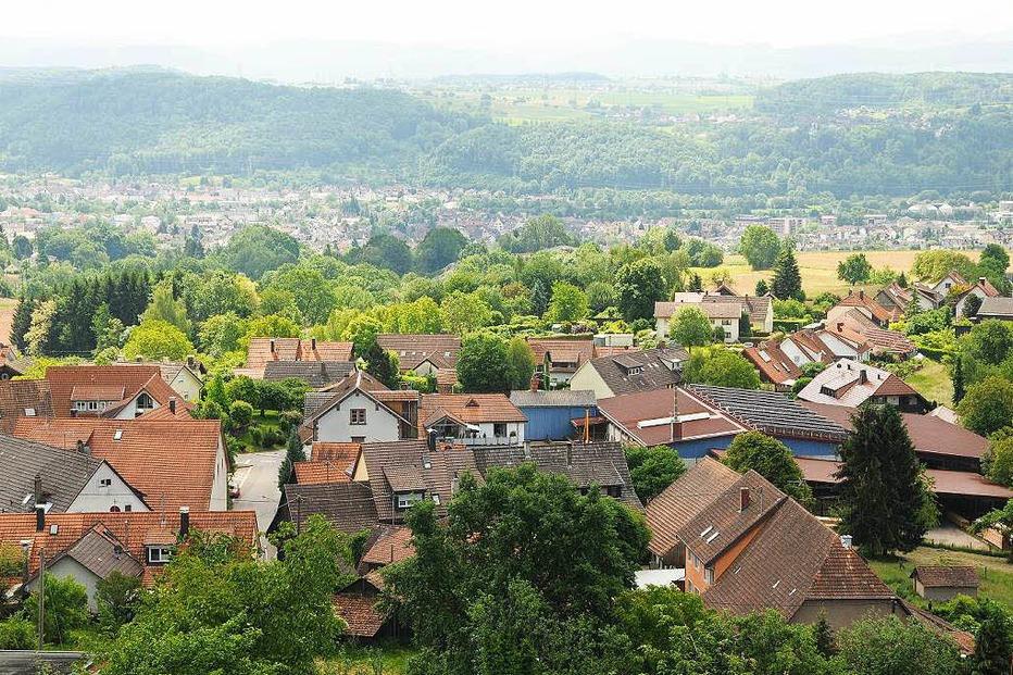 Ortsteil Hägelberg - Steinen