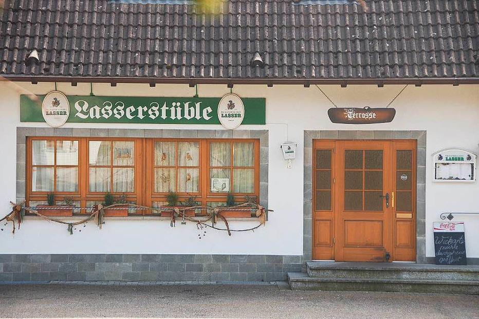 Lasserst�ble (Willaringen) - Rickenbach