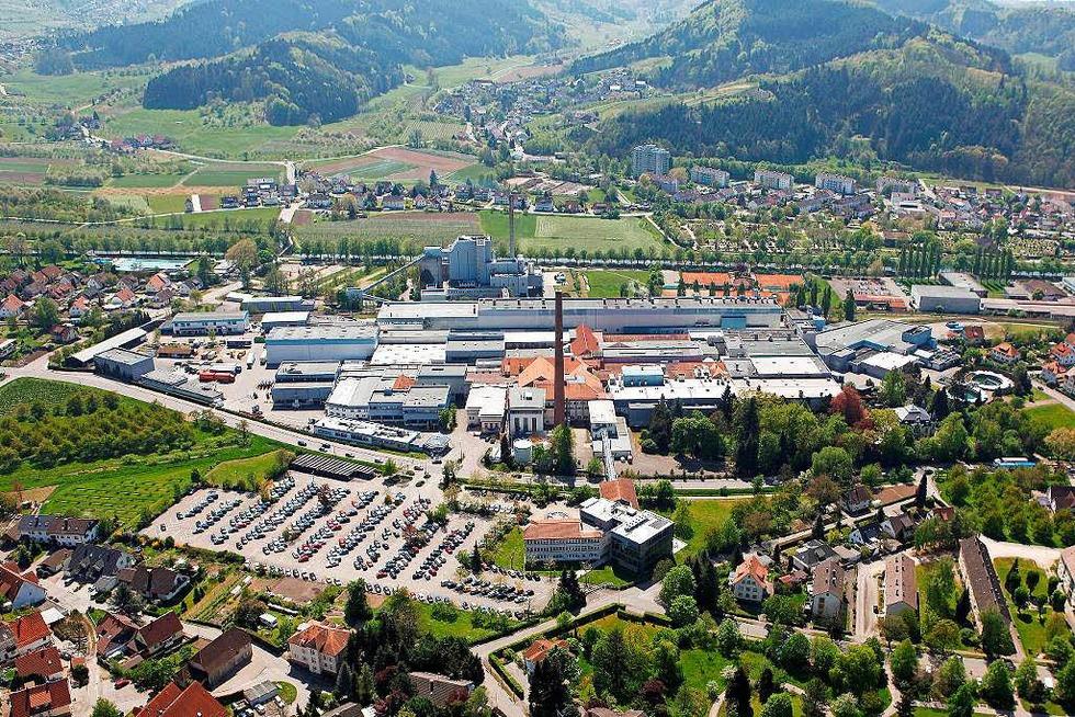 Papierfabrik Koehler - Oberkirch