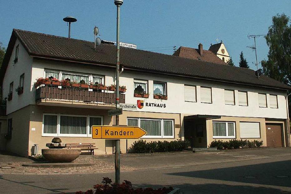 Rathaus Bamlach - Bad Bellingen