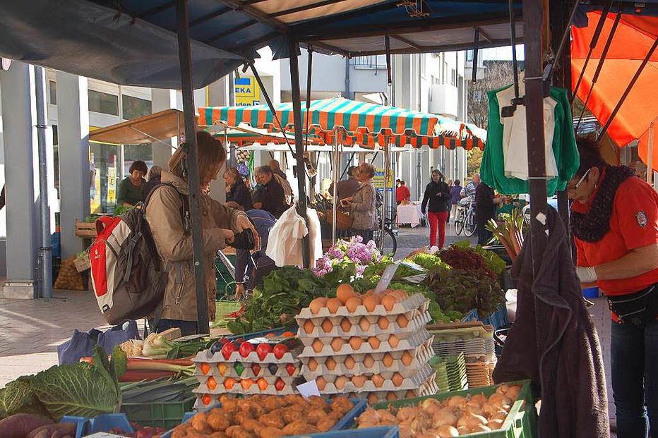 Marktplatz (Kohlerhof) - Denzlingen