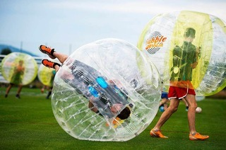 Bubble Football Südbaden
