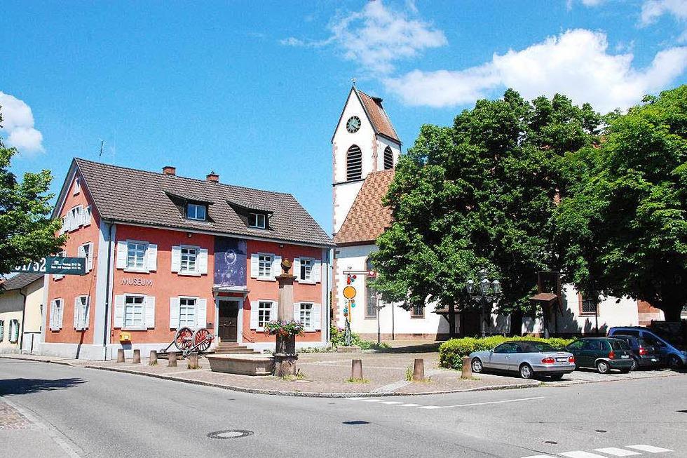 Lindenplatz Alt-Weil - Weil am Rhein