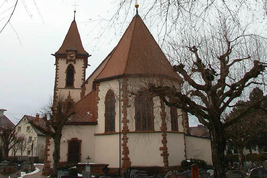 Katholische Kirche St. Blasius - Buchenbach