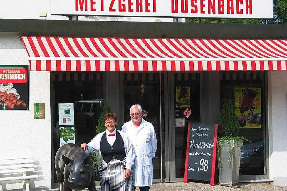 Metzgerei Dosenbach (Rheinweiler) - Bad Bellingen
