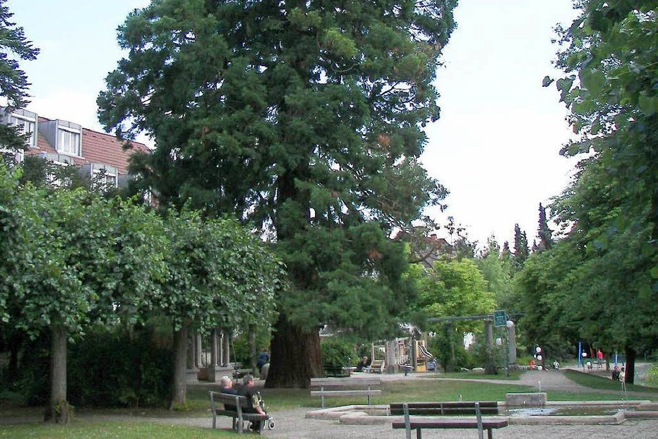 Blankenhorn-Park - Müllheim