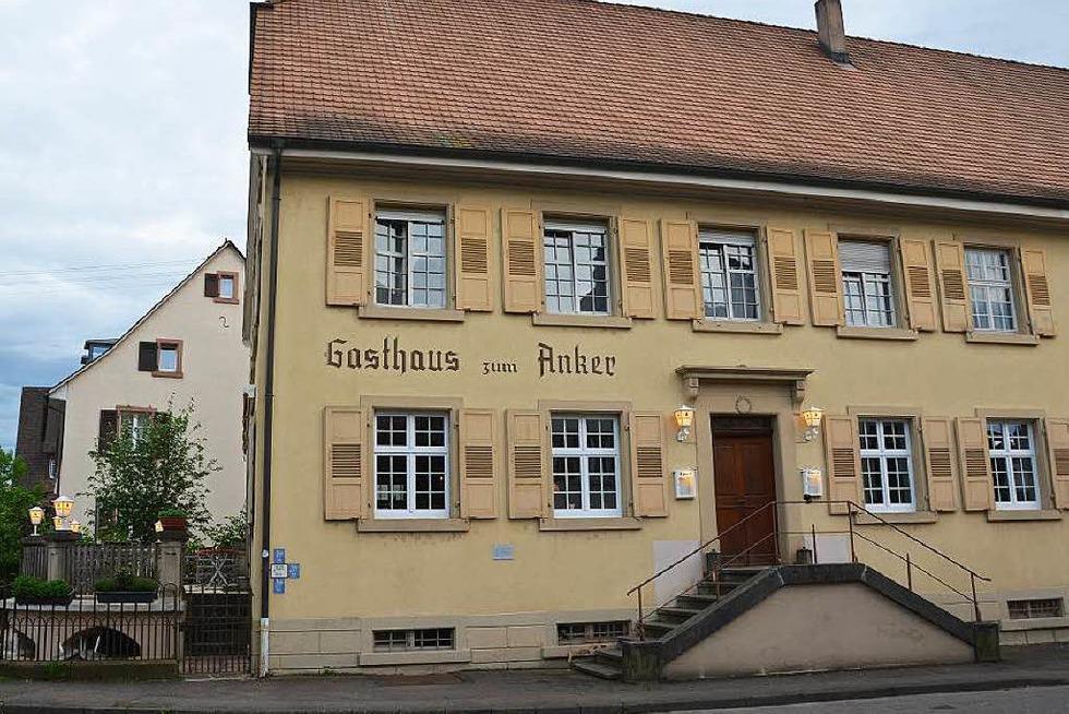 Gasthaus zum Anker - Efringen-Kirchen