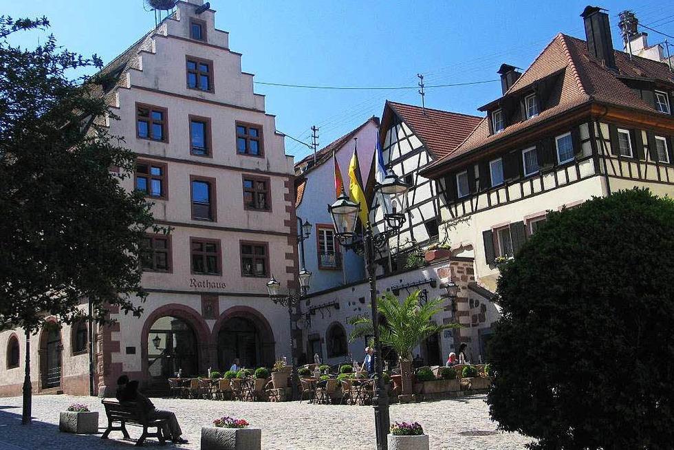 Kornhalle am Marktplatz - Endingen