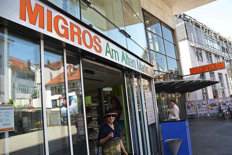 Migros (geschlossen) - Lörrach
