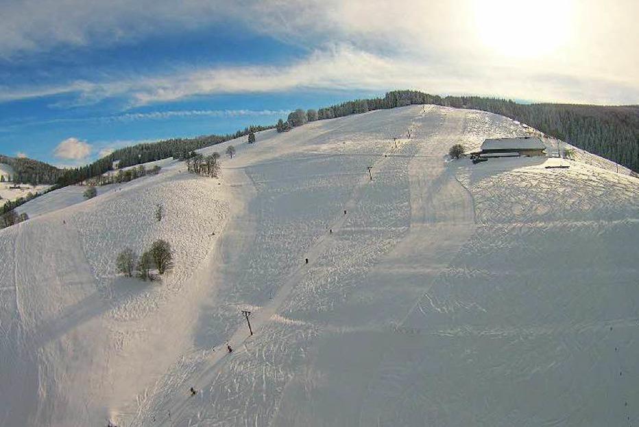 Skigebiet - Wieden