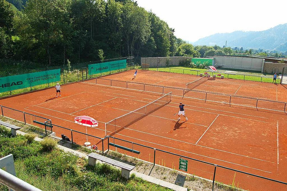 Tennisanlage TC Rot-Weiß - Waldkirch