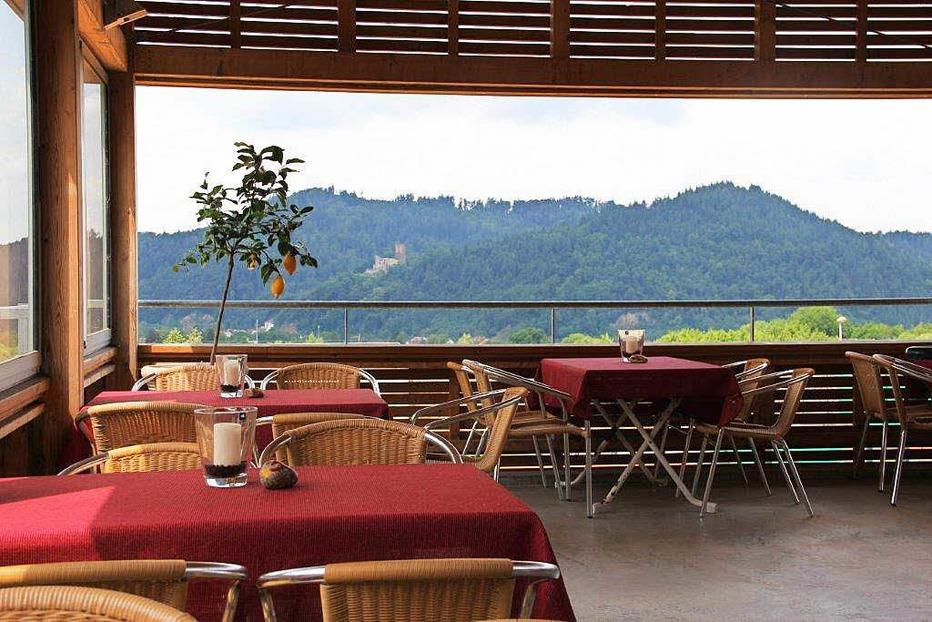 Clubgaststätte Seerose (TC Rot-Weiß) - Waldkirch